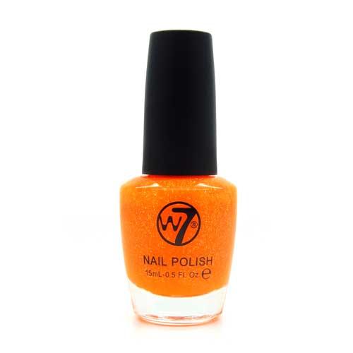 W7 Nagellak #009 - Orange Dazzle