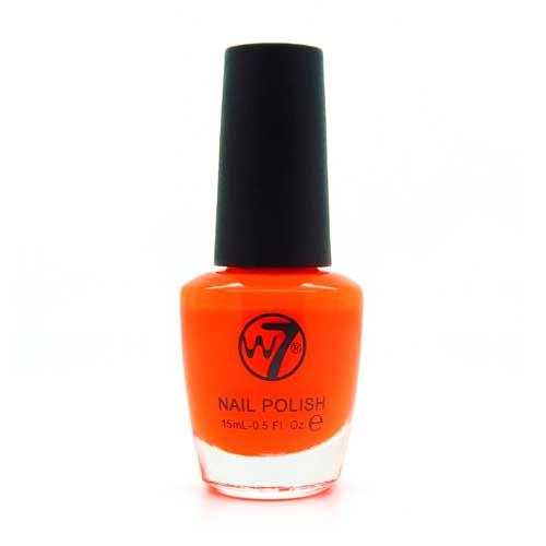 W7 Nagellak #013 - Fluorescent Orange