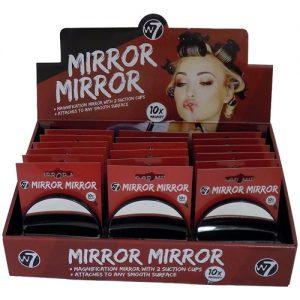 W7 Mirror Mirror 18 stuks op display