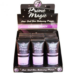 W7 Prime Magic Anti-Dull Balancing Primer 12 stuks per display