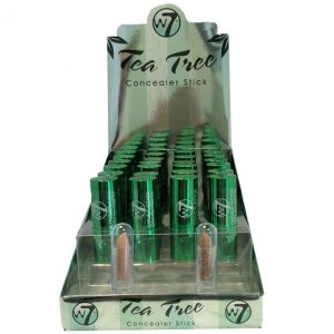 W7 Tea Tree Concealer Stick 24 stuks op display