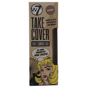 W7 Take Cover Root Camouflage Pen - Blonde