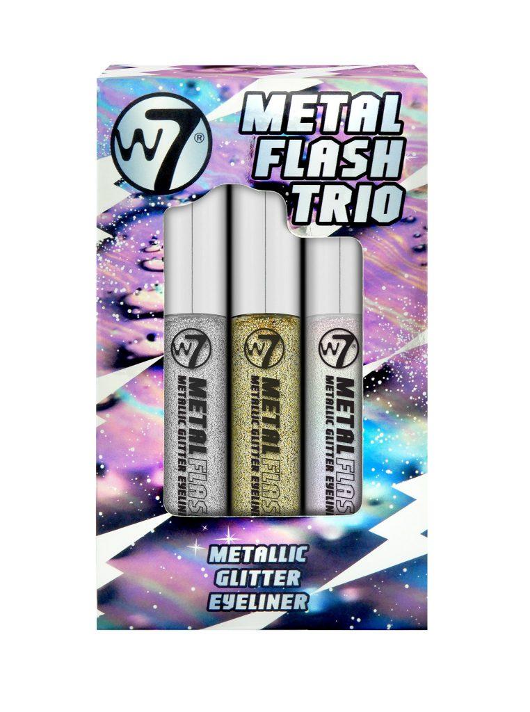 W7 Metal Flash Eyeliner Glam Bam [CLONE]