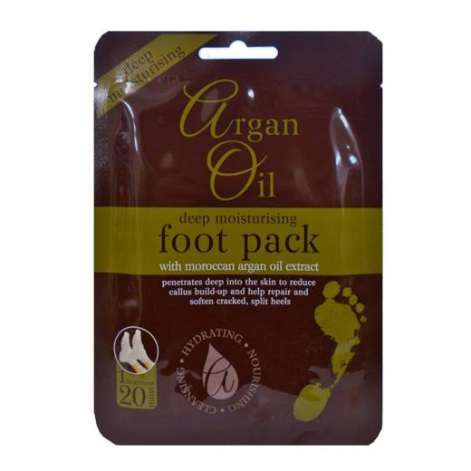 Argan Oil Footpack