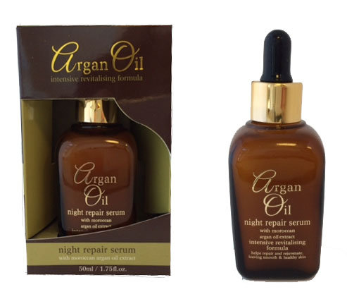 Argan Oil Night Repair Serum 30 ml