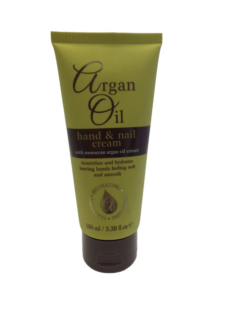 Argan Oil Hand & Nail Lotion