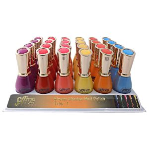 Saffron Nagellak - Tray 1 (Cream Shades)