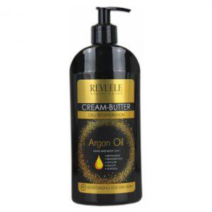 Revuele Argan Hand & Body Butter Cream