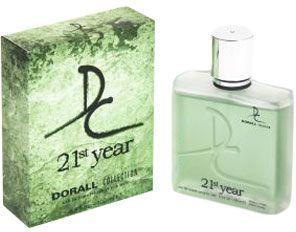 Dorall 21st Year for men