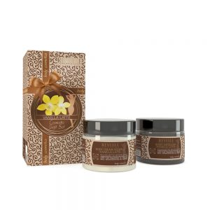 Revuele Vanilla latte gift set