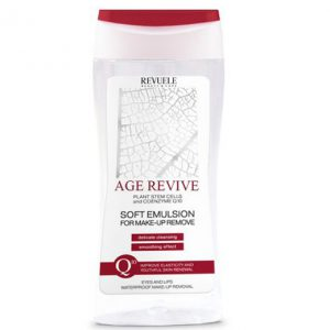 Revuele Age revive wrinkle make up remover