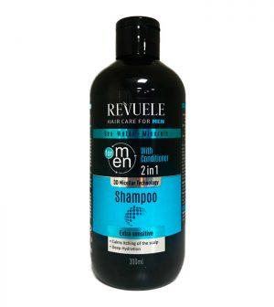Revuele Seawater shampoo 2 in 1 for men