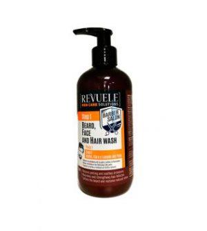 Revuele Barber Salon Beard face and hair wash
