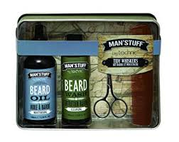Man Stuff Tidy Whiskers