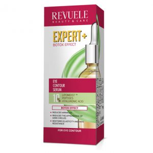 Revuele Expert + Botox Gel Filler for eye contour