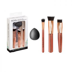 Royal Contour & Define collection brush set