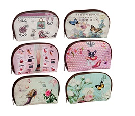 Royal Toilettas / make-up tas Vintage Chic