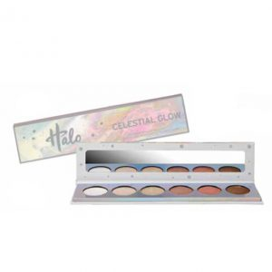 Halo Celestial glow eyeshadow pallet (6 stuks)